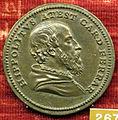 Domenico poggini, medaglia di ippolito II d'este senza punto.JPG
