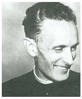 Carlo Gnocchi Italian Roman Catholic priest, considered beatus