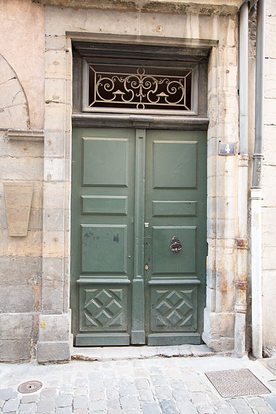 Doors of Lyon, France 22.jpg