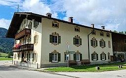 Dorf in Jachenau
