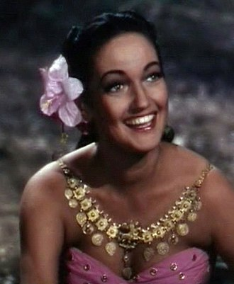 Dorothy Lamour - In Road to Bali (1952)