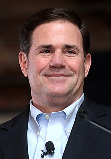 = Current Arizona Governor Doug Ducey