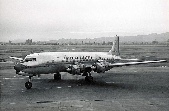 File Douglas Dc 7b American Airlines Jp7402480 Jpg