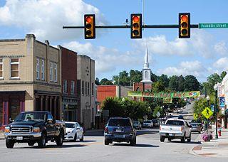 Christiansburg, Virginia Town in Virginia, United States