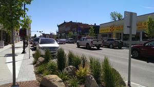 Innisfail, Alberta - Mainstreet Innisfail
