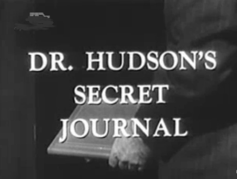 Dr. Hudson's Secret Journal