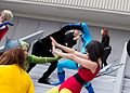 Dragon Con 2013 - JLA vs Avengers Shoot (9690376656).jpg