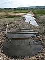 Draining the saltmarshes - geograph.org.uk - 826709.jpg