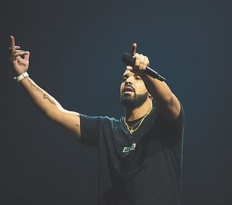Drake (musician) - Drake performing at the Summer Sixteen Tour in Toronto in 2016.