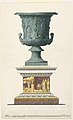 Drawing, Bronze Vase with the Sacrifice of Iphigenia (after the Medici Vase), early 19th century (CH 18548251).jpg