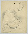 "Drawing, Study for ""Communion of t, 1846 (CH 18566235).jpg"