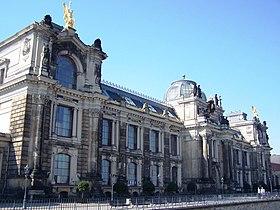 Escuela superior de bellas artes de dresde wikipedia la for Escuela superior de artes