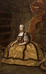 Portrait of Princess Louise Marie of France (1737-1787)