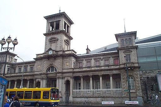 Dublin Connolly railway station 2006