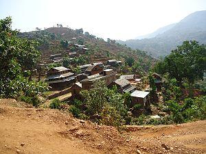 Duipipal - Image: Duipipal nuwakot nepal newar gau