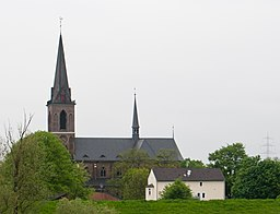 Duisburg, Walsum, St. Dionysius, 2012-05 CN-01