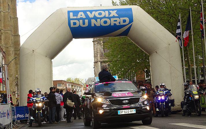Dunkerque - Quatre jours de Dunkerque, étape 1, 6 mai 2015, départ (C46).JPG