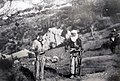 Dus Muslia and Ibrahim, brigands from Rugova, September 1908.jpg