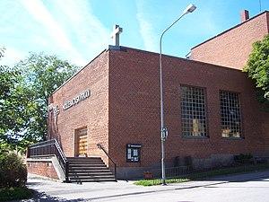 Swedish Evangelical Mission - Möllebacken Church in Karlskrona.