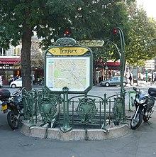 Ternes (Métro Paris) – Wikipedia