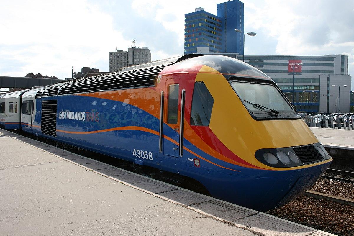British Rail Class 43 (HST) - Simple English Wikipedia ...