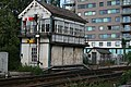 East Holmes signal box, built in 1873, Lincoln city centre, 2008. - panoramio.jpg
