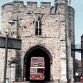 East Kent bus Canterbury route 25 1971.jpg