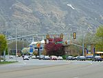 East at US-189 & SR-265 junction Provo, Utah, Apr 16.jpg