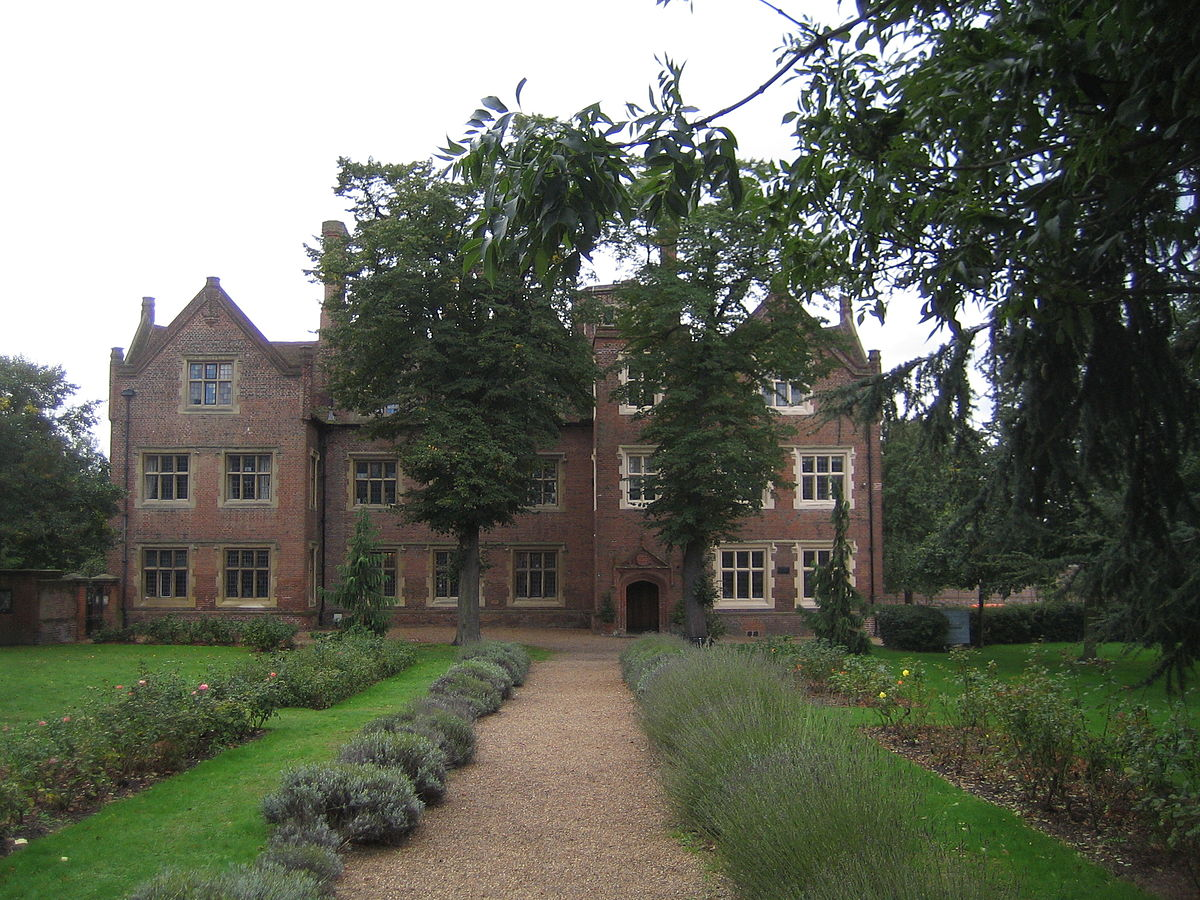 Grade i and ii listed buildings in barking and dagenham for Home manor