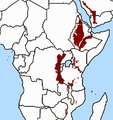 Eastern Afromontane map.png