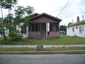 Eatonville, Florida - Image: Eatonville Hist Dist Florida 02