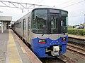 Echigo Tokimeki Railway ET122-3 at Tomari Station.jpg