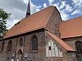 Eckernfoerde St Nicolai Seite.JPG