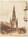 Edinburgh. The Scott Monument MET DP140463.jpg