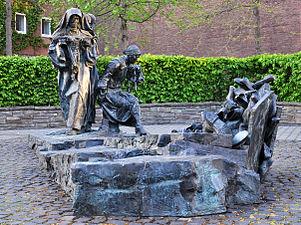 Edith-Stein-Denkmal Köln 04.jpg
