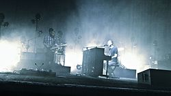 Editors in der Brixton Academy, London, 2013