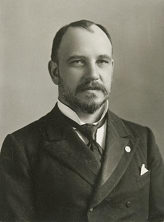 Eduard Bøckmann - Eduard Bøckmann (about 1895)