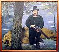 Eduard manet, il signor eugène pertuiset, cacciatore di leoni, 1881, 01.JPG