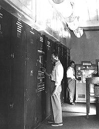 Edvac ο πρώτος υπολογιστής με αποθηκευτική δυνατότητα