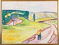 Edvard Munch - Road in Thüringen - MM.M.00844 - Munch Museum.jpg