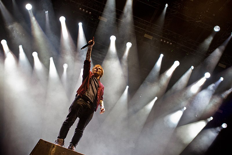 "File:Edward Christopher ""Ed"" Sheeran at Southside Festival 2014 in Neuhausen ob Eck.jpg"