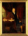 Edward Jenner. Oil painting. Wellcome V0017947.jpg