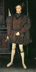 William Scrots: Edward VI