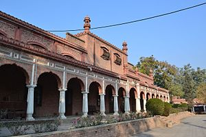 Edwardes College Side View