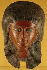 Maska mumiowa chłopca