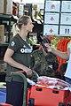 Einkleidung der deutschen Olympiamannschaft Rio 2016 Medientag Hannover 0450.jpg