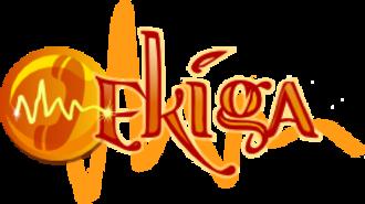 Ekiga - Official Ekiga Logo