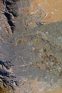 El Paso–Juárez Metropolitan Area