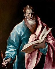 Apostle Saint Matthew