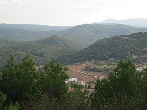 Moianès - Moianès rural landscape